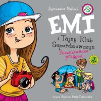 Emi i Tajny Klub Superdziewczyn. Tom 7