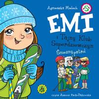 Emi i Tajny Klub Superdziewczyn. Tom 6. Śnieżny patrol