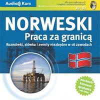 Norweski Praca za granicą