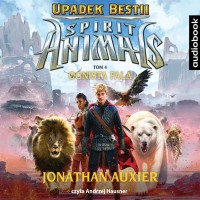 Spirit Animals. Upadek Bestii. Tom 4. Ognista Fala