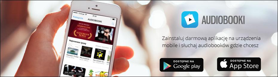 Aplikacja Audiobooki