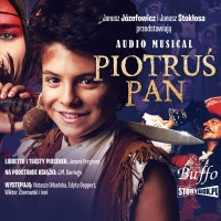 Piotruś Pan. Audio Musical