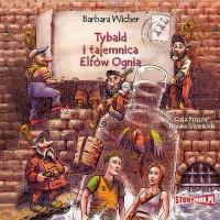 Tybald i tajemnica Elfów Ognia