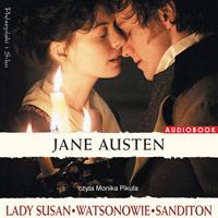 Lady Susan. Watsonowie. Sanditon.