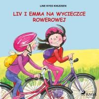 Liv i Emma na wycieczce rowerowej
