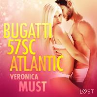 LUST. Bugatti 57SC Atlantic. Opowiadanie erotyczne