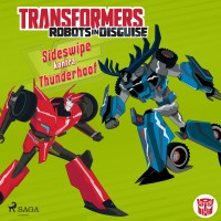 Transformers Robots in Disguise. Sideswipe kontra Thunderhoof